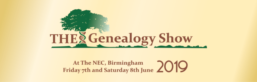 The Genealogy Show Banner